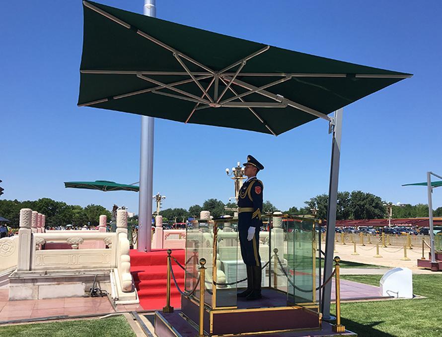 遮阳伞 收米直播官网在线遮阳伞 庭院遮阳伞厂家
